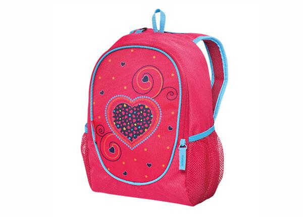 Рюкзак Herlitz eelkooli Rookie Pink Hearts BB-130978
