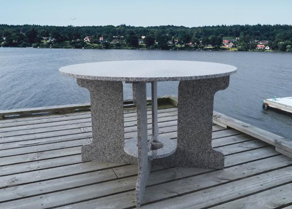 Садовый стол из гранита AV-131247