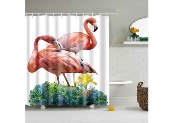 Штора для ванной Two Flamingos AÄ-131708
