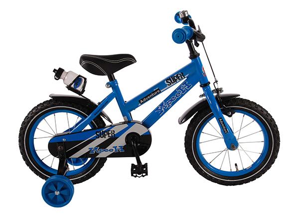 """Велосипед для мальчиков Yipeeh Super Blue 14"""" TC-132038"""