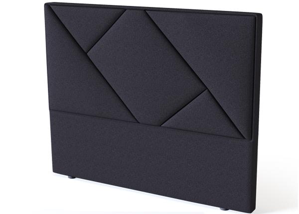 Sleepwell изголовье кровати Geometry BLACK