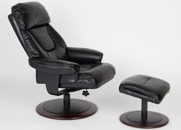 Кресло + пуф RU-132187