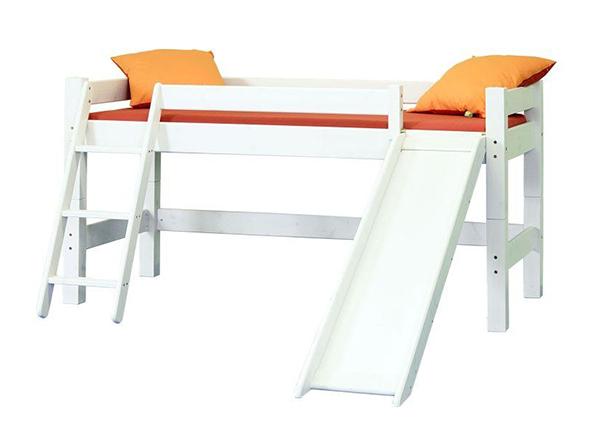 Двухъярусная кровать с горкой Lahe IF-132205