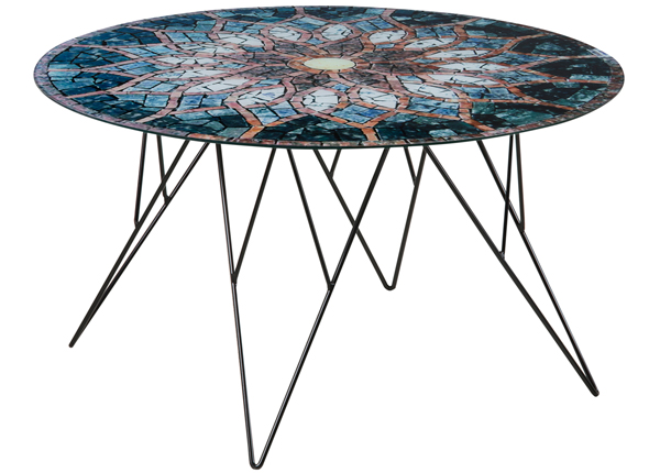 Журнальный стол Ø 80 cm CM-132401