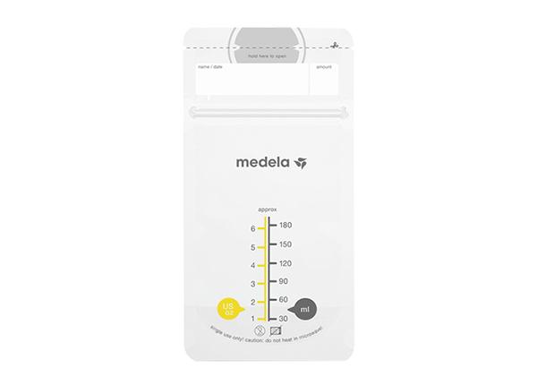 Medela мешки для хранения грудного молока 180 мл
