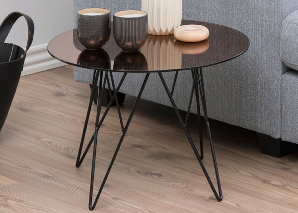 Журнальный стол Ø 55 cm CM-132481