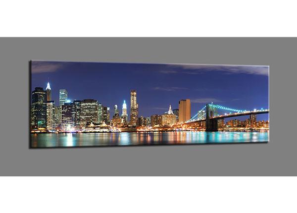 Картина New York 120x40cm ED-133232