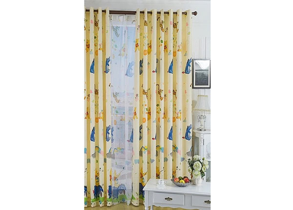 Дизайнерские шторы Winni the Pooh 300x250 см AÄ-133530