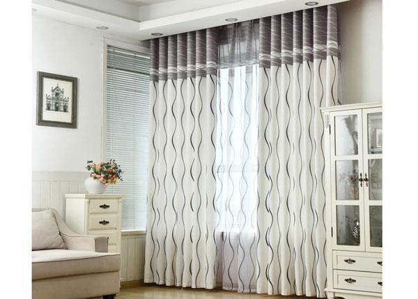 Дизайнерские шторы Waves