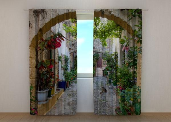 Затемняющая штора Arches in Flowers 240x220 см ED-133718