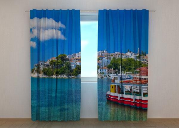 Затемняющая штора At the Greek Coast 240x220 см ED-133724
