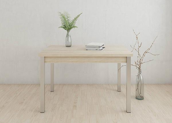 Удлиняющийся обеденный стол 80x120-187 cm AY-133736