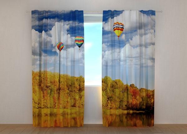 Затемняющая штора Autumn Happiness 240x220 см ED-133740