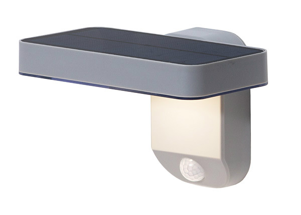 Настенный светильник с солнечной панелью AA-133861