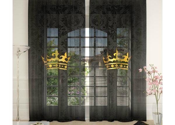 Тюлевые занавески The Crown 290x260 cm AÄ-134076