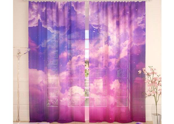 Тюлевые занавески Pink Clouds 290x260 cm AÄ-134082