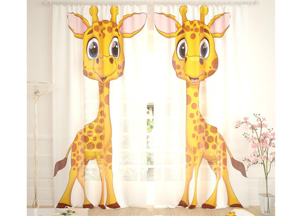 Тюлевые занавески Two Giraffes 290x260 cm AÄ-134085