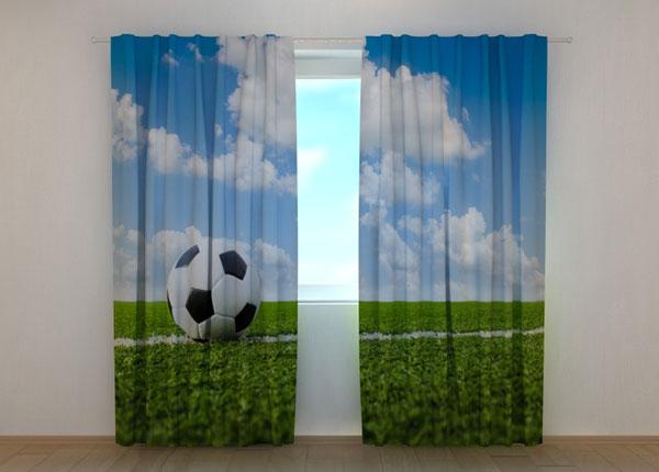 Затемняющая штора Ball on a Football Pitch 240x220 см ED-134165