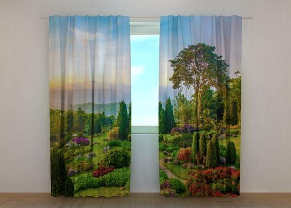 Затемняющая штора Beautiful garden 240x220 см ED-134169