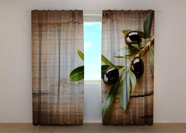 Затемняющая штора Black Olives 240x220 см ED-134201