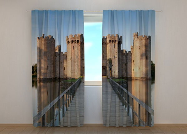 Затемняющая штора Bodiam Castle 240x220 см ED-134214