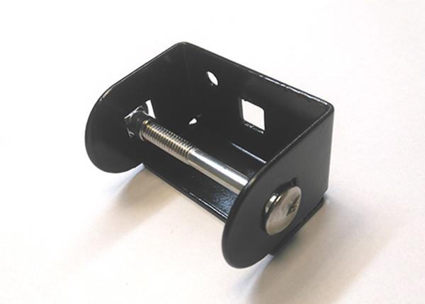 Зажимная скоба для решётчатого забора, 4 шт PO-134266