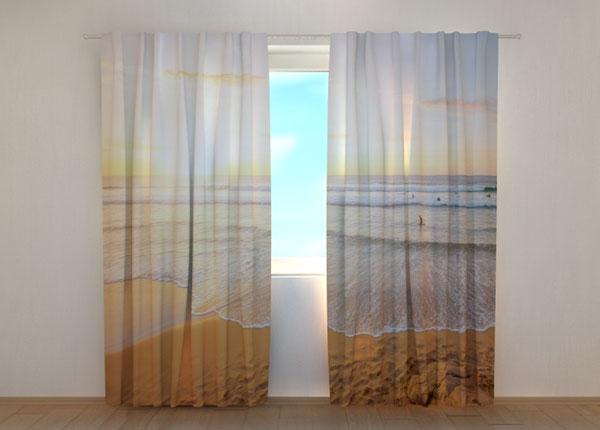 Затемняющая штора Coast of Spain ED-134328
