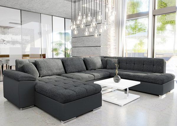 Угловой диван-кровать с ящиком VN-134329