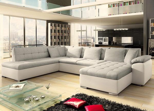 Угловой диван-кровать с ящиком VN-134331