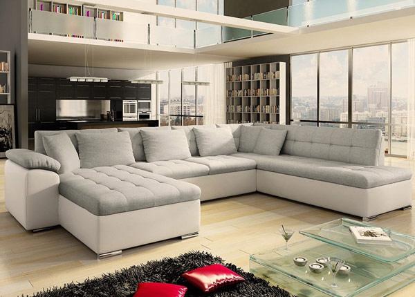 Угловой диван-кровать с ящиком VN-134332