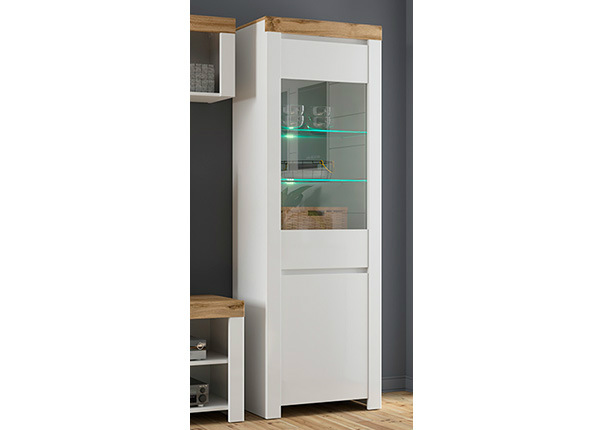 Шкаф-витрина TF-134365