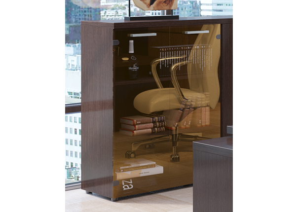 Офисный шкаф / шкаф-витрина Torr-Z KB-134472