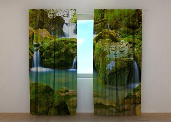 Затемняющая штора Forest Waterfalls ED-134671