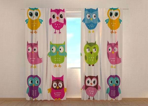 Полузатемняющая штора Lovely Owl 1 ED-134686