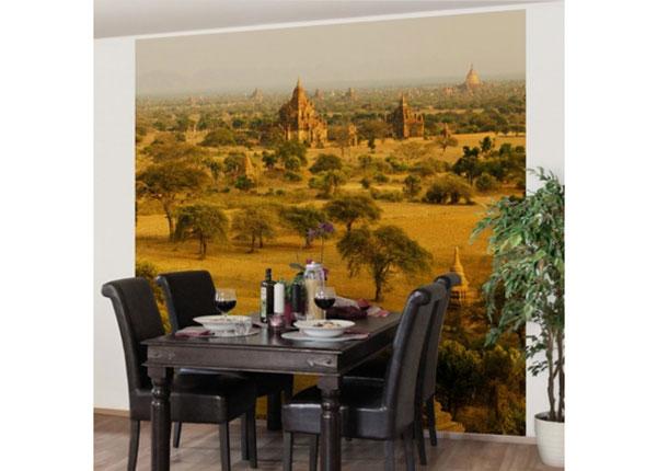 Флизелиновые фотообои Bagan In Myanmar