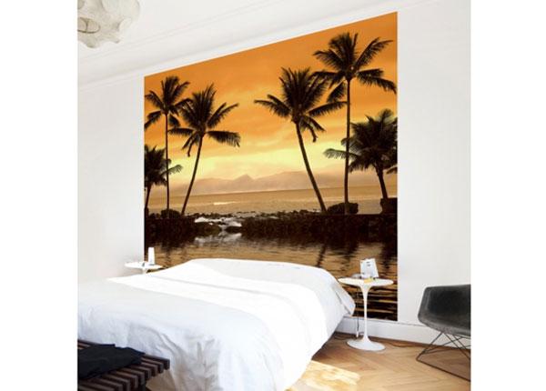 Флизелиновые фотообои Caribbean Sunset I