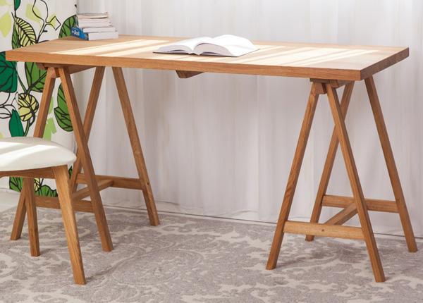 Рабочий стол из массива дуба Bridge EC-134923