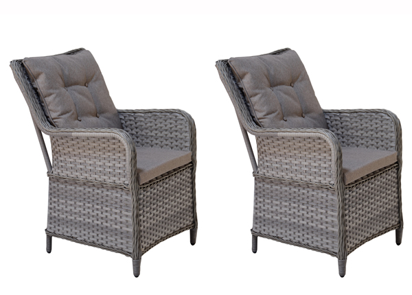 Садовые стулья Lexton, 2 шт EI-135136