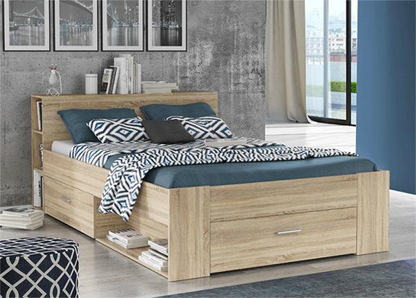 Кровать с ящиками 140x200 cm TF-135383