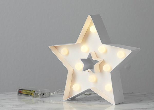 Декоративная LED звезда AA-135509