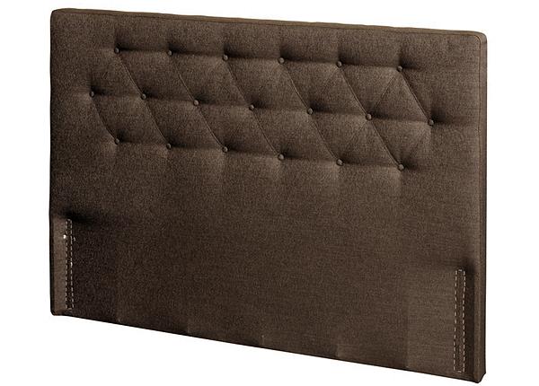Изголовье кровати с текстильной обивкой Harlekin 120x113x10 cm ON-135534