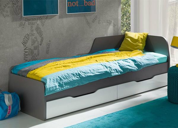 Кровать с ящиками 80x200 cm TF-135719