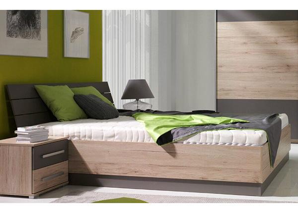 Кровать с подъёмным дном 160x200 cm TF-135967
