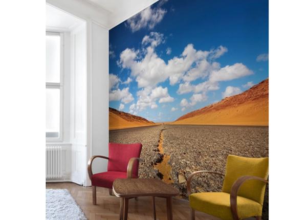 Флизелиновые фотообои Desert Road