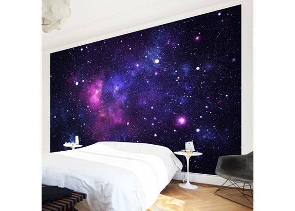 Флизелиновые фотообои Galaxy