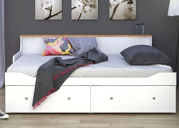 Раздвижная кровать Combee 80/160x200 cm AQ-136030
