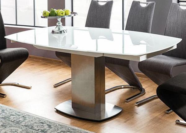 Удлиняющийся обеденный стол Luciano 130-190x105 cm WS-136326