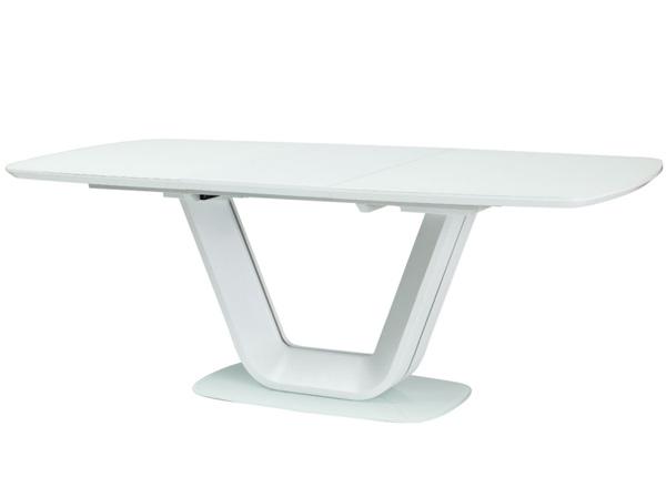 Удлиняющийся обеденный стол Armani 160-220x90 cm WS-136327