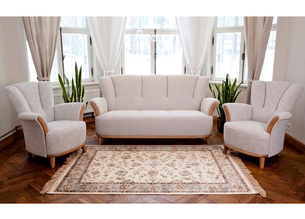 Комплект диванов Amalia 3+1+1 RM-136393