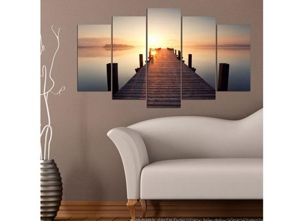 Картина из 5-частей Bridge ED-136414